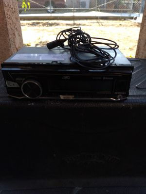 JVC Stereo Bluetooth for Sale in Ontario, CA