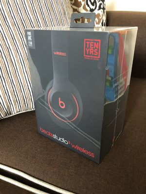 Beats Studio 3 Wireless for Sale in Indianapolis, IN