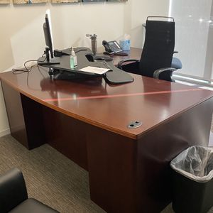 Large Executive Style Desks (2) for Sale in Newport Beach, CA