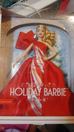 2019 Holiday Barbie Barbie signature for Sale in Phoenix, AZ