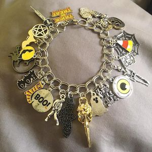 Charm Bracelet Trick Or Treat Handmade for Sale in Lake Oswego, OR
