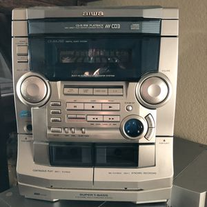 Stereo System for Sale in La Mesa, CA