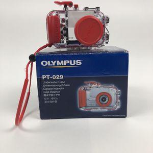 Olympus PT-029 Underwater Case Waterproof Housing Water Pressure Up To 40M Depth for Sale in Orlando, FL