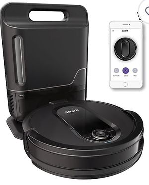 Shark IQ Robot Self-Empty™ Vacuum R101AE with Self-Empty Base, Wi-Fi, Home Mapping . for Sale in Rancho Cucamonga, CA