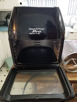 Air Fryer Pro 6qt with Rotisserie/dehydrator for Sale in Salisbury, NC
