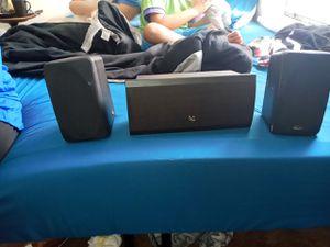 Polk audio speakers for Sale in Columbus, OH