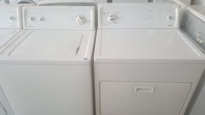 Kenmore washer and dryer Heavy Duty. Set for Sale in Tampa, FL
