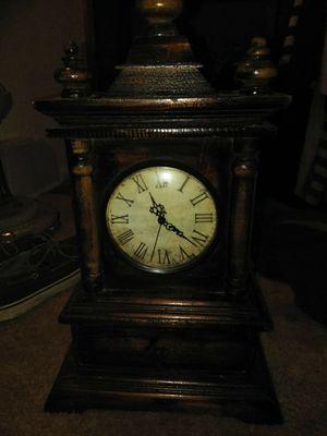 Old wooden clock for Sale in Wichita, KS