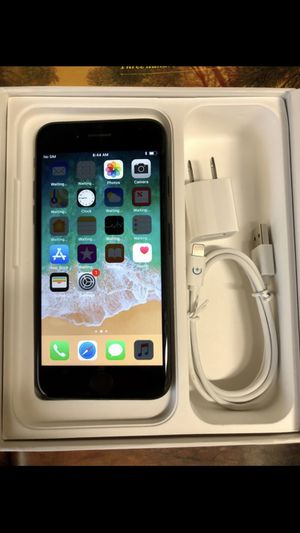 EXCELLENT! ✅💯🌎 Unlocked. iPhone 7 black. New charger for Sale in Miami Beach, FL