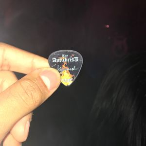 Thy AntiChrist Band's Pick! SIGNED for Sale in Los Angeles, CA