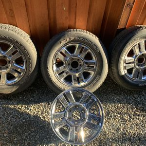 "Ford F-150 Wheels 18"" for Sale in Bonney Lake, WA"