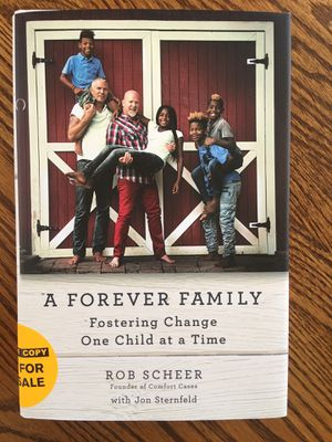 """New """"A FOREVER FAMILY: FOSTERING CHANGE ONE CHILD AT A TIME"""" for Sale in Harrisonburg, VA"""