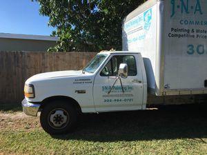Ford F-350 box truck for Sale in Miami, FL