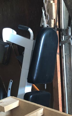 Squat rack and bench for Sale in Lewisburg, PA