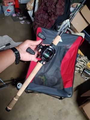 Fenwick hmg bass fishing.trout fishing. Fishing rod. Fishing pole for Sale in Los Angeles, CA