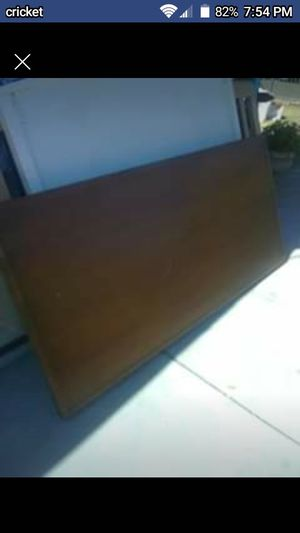 Wood table free no legs for Sale in Pomona, CA