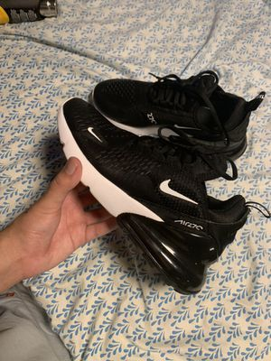Womens Air max 270 Black Size 8.5 for Sale in Holiday, FL