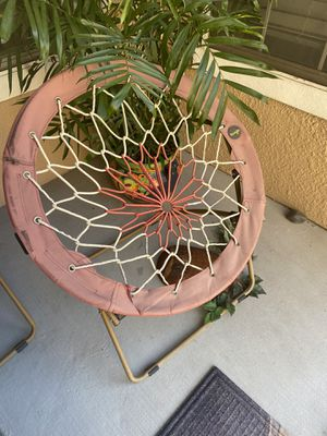 Bungee patio chair set of 2 for Sale in Tampa, FL