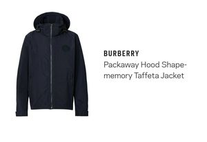 NWT Burberry black jacket size 52 for Sale in Cedar Hill, TX