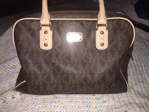 Authentic mk bag taking offers for Sale in Fresno, CA
