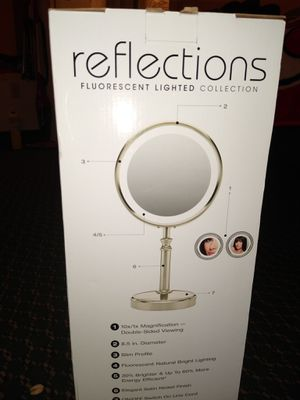 Conair Double-Sided Fluorescent Mirror - Conair® Corporation for Sale in Columbia, MO