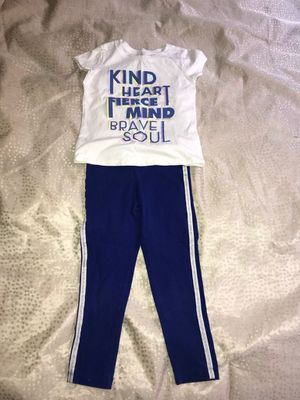 Girls set size XS 4/5 for Sale in Los Angeles, CA