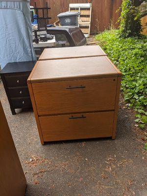 Filing cabinet for Sale in Puyallup, WA