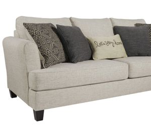 Alcona Linen Sofa for Sale in Jessup, MD