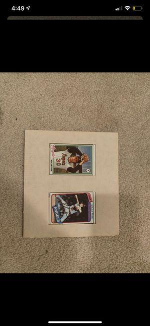 Nolan Ryan 1993 LA Angels Signed baseball card for Sale in Martinez, CA