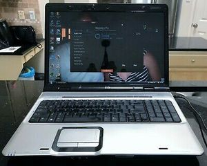 """2020 HP LAPTOP CORE 2 DUO 500GB SSD 17"""" INCH DVD 2GB RAM OFFICE WECAM for Sale in Fresno, CA"""