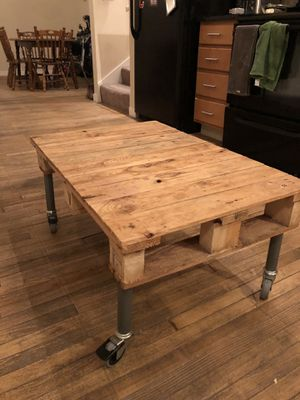 Handmade Coffee Table for Sale in Cleveland, OH