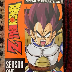 Dragon Ball Z Season One DVD Collection 📀 for Sale in Fullerton, CA