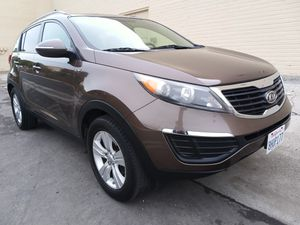 2012 kia Sportage AWD for Sale in Bellflower, CA