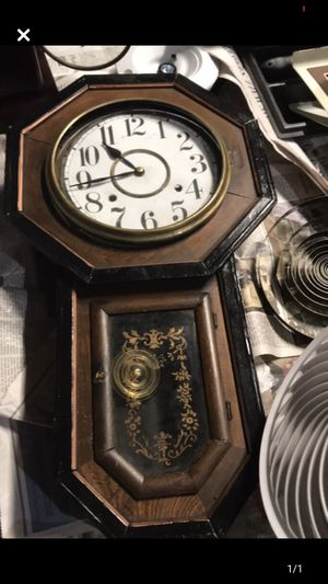 Seikoshika antique wall clock for Sale in Pleasanton, CA