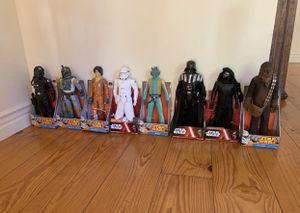 STAR WARS Action Figures 19 Inches for Sale in Santa Monica, CA