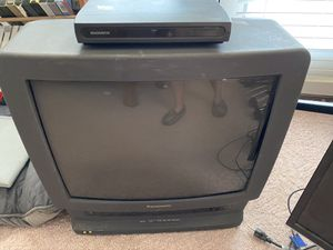 Panasonic TV/VCR combo for Sale in Colleyville, TX