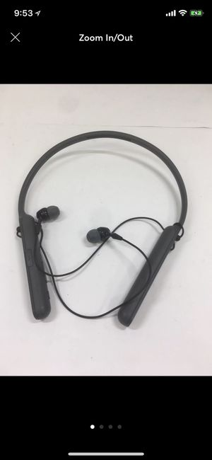 Sony wireless headphones for Sale in Brook Park, OH