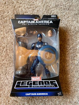 Captain America: The Winter Soldier Action Figure for Sale in Los Angeles, CA