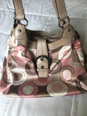 Coach Purse for Sale in Gilmer, TX