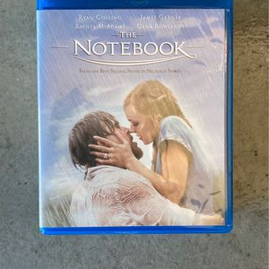 The Notebook Blu Ray for Sale in South Pasadena, CA