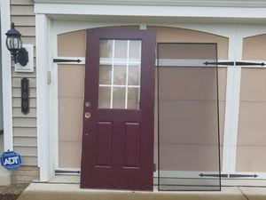 Outstanding Deal! Lowes Exterior Entry Door for Sale in Fredericksburg, VA