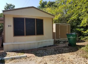 Mobile Home For Sale As-Is for Sale in Denton, TX