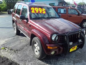 2003 jeep liberty limited for Sale in Festus, MO