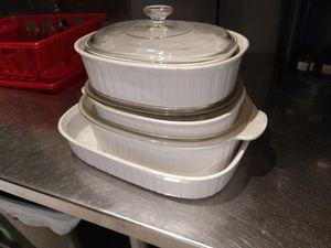 Pyrex glass bake set for Sale in Mount Olive, AL