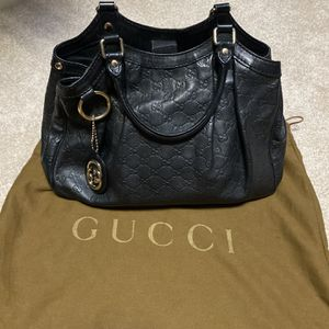 Leather Gucci Sukey Tote Bag for Sale in Portland, OR
