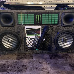 Monster Edition Bumpboxx for Sale in Houston, TX