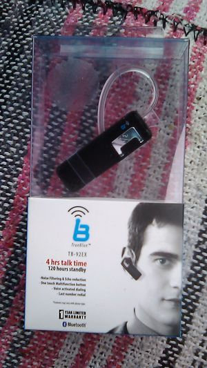 TRUEBLUE wireless headset for Sale in March Air Reserve Base, CA