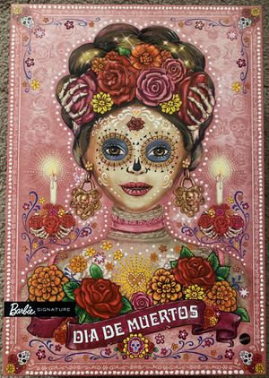 BRAND NEW Dia De Muertos Barbie for Sale in Beverly, MA