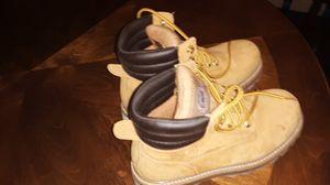 Brahma work boots steel tip toe 7 /1/2 for Sale in Lindenwold, NJ