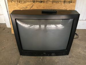 """27"""" TV with remote for Sale in Lake Ozark, MO"""